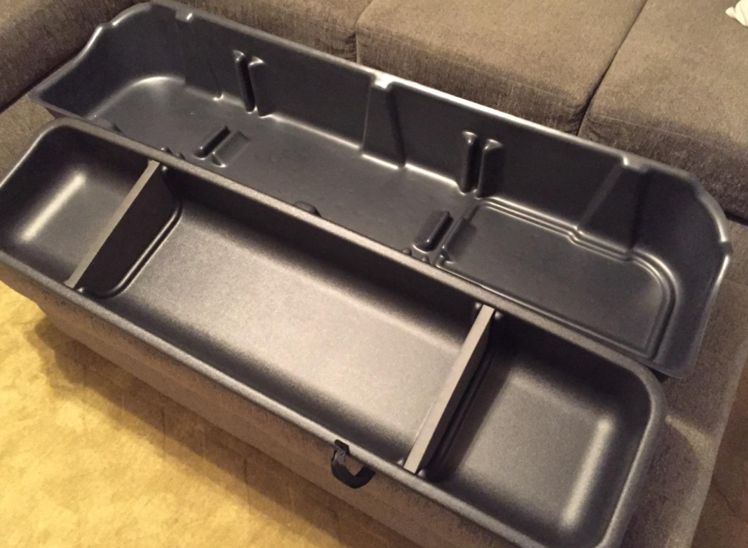 Husky Liners 9241 under seat storage box unboxed
